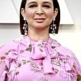 Maya Rudolph at the 2019 Oscars