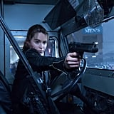 And Game of Thrones star Emilia Clarke plays Sarah Connor.