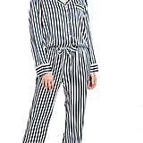 Serenedelicacy Silky Satin Pajama Set