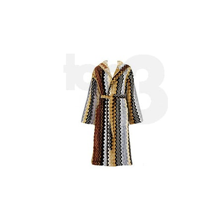 Giacomo Hooded Bathrobe