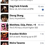 See Your Chat Logs
