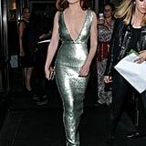 Sophie Turner at the Met Gala in 2015