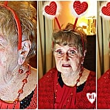 Grandmas Valentine's Day Makeup Tutorial