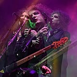 The Cure's 2013 set got a little trippy, as you can see.