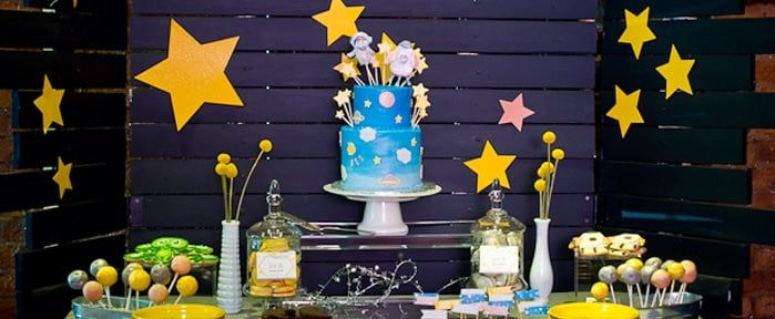 An Out-of-This-World Baby Shower!