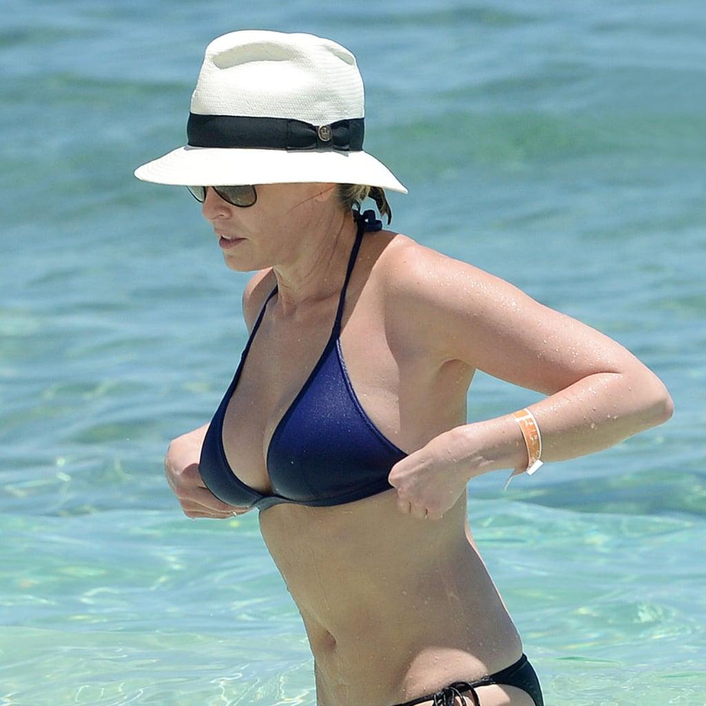 Chelsea Handler Bare Ass Thong Compilation