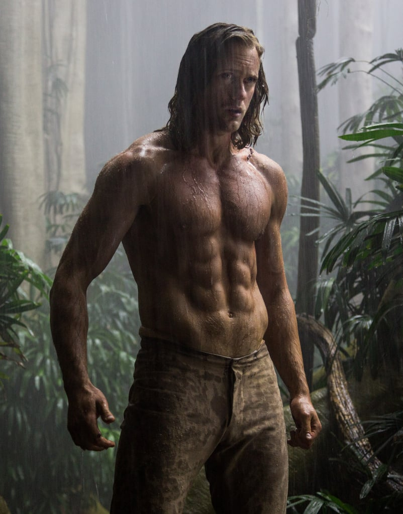 Alexander Skarsgard, The Legend of Tarzan