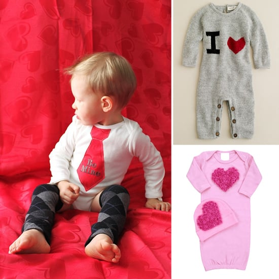 Snuggle Up With 10 Lovable Valentine's Day Onesies