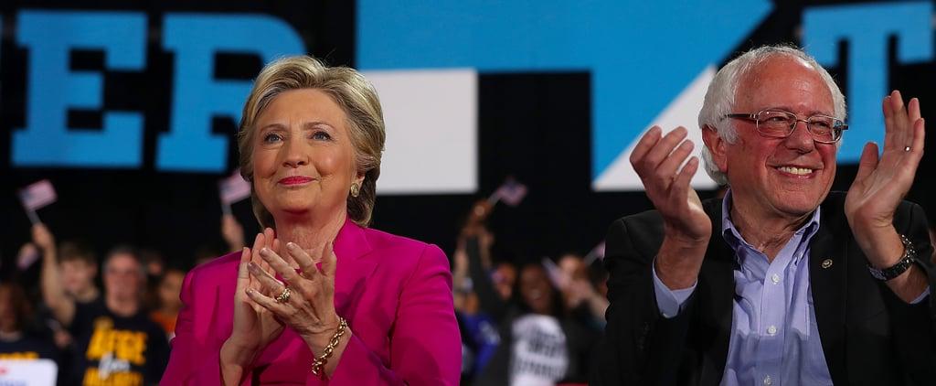 Book Reveals Bernie Sanders's Opinion of Clinton's Campaign