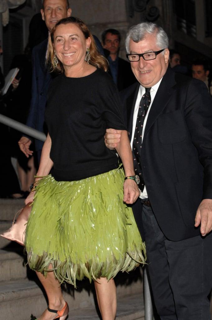 Fab Flash: Prada Party for Louis Vuitton Cup