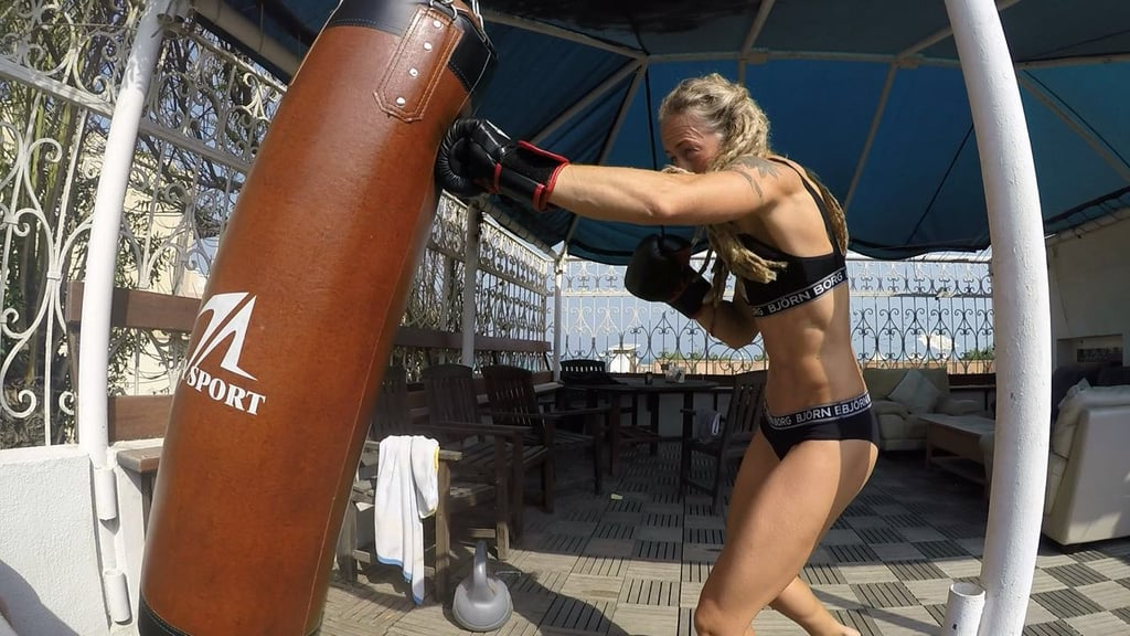 BOXING TORCHES CALORIES...FAST