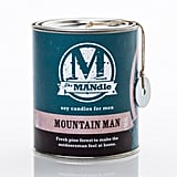Mountain Man Soy Wax Candle