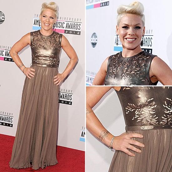 Pink at American Music Awards