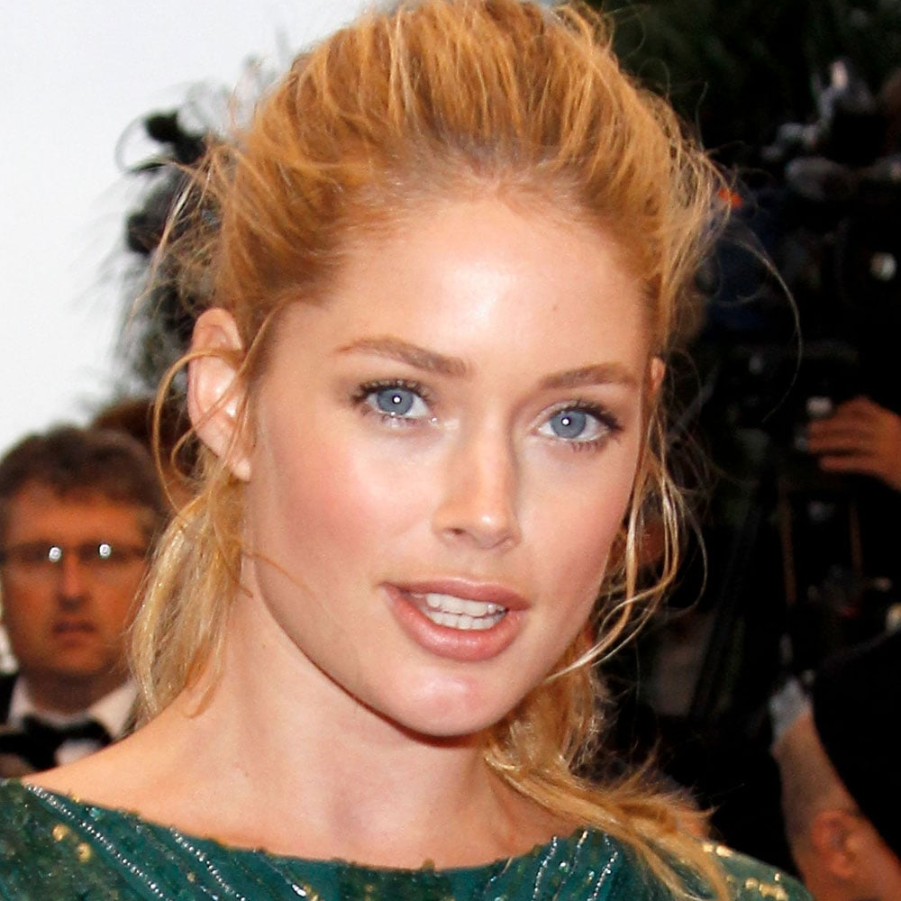 Doutzen Kroes at the Cosmopolis Premiere
