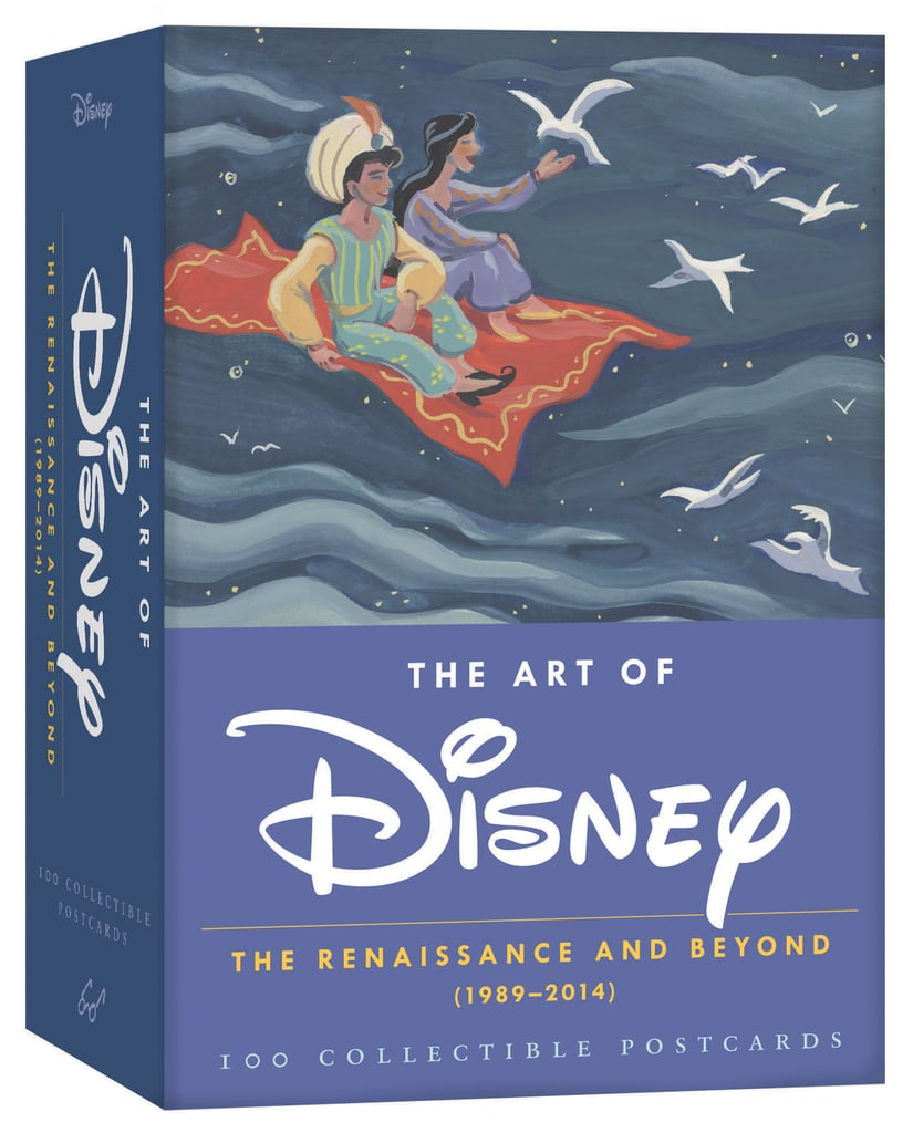 The Art of Disney: The Renaissance and Beyond (1998-2014) Notecards ($20)