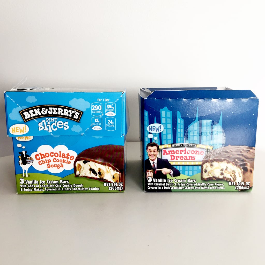 Ben & Jerry's Pint Slices in Americone Dream