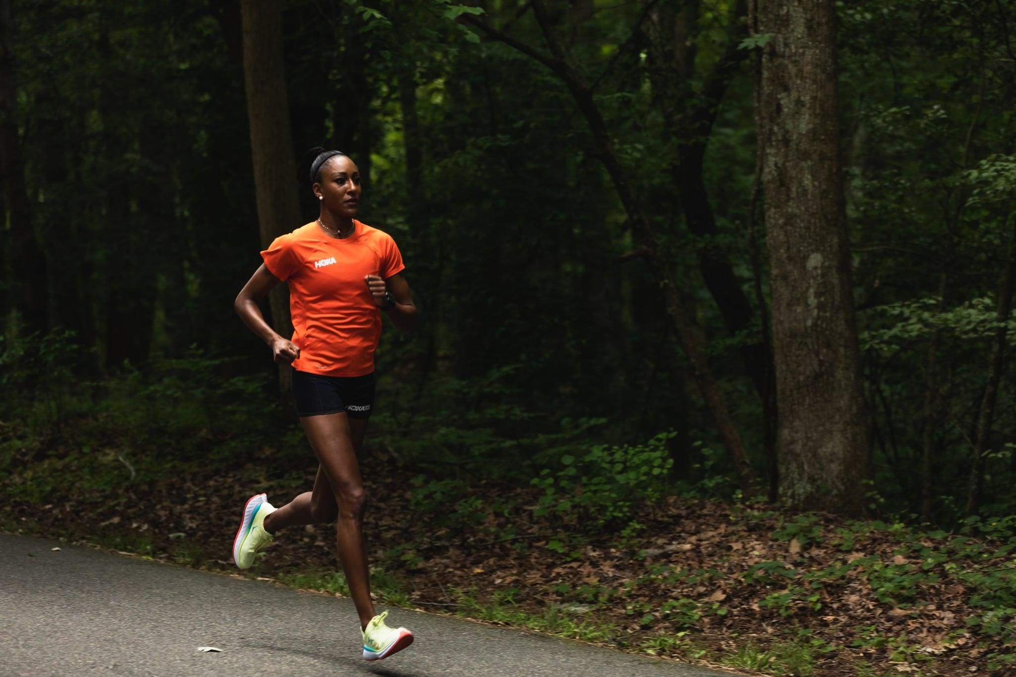 Sika Henry, first Black woman triathlete