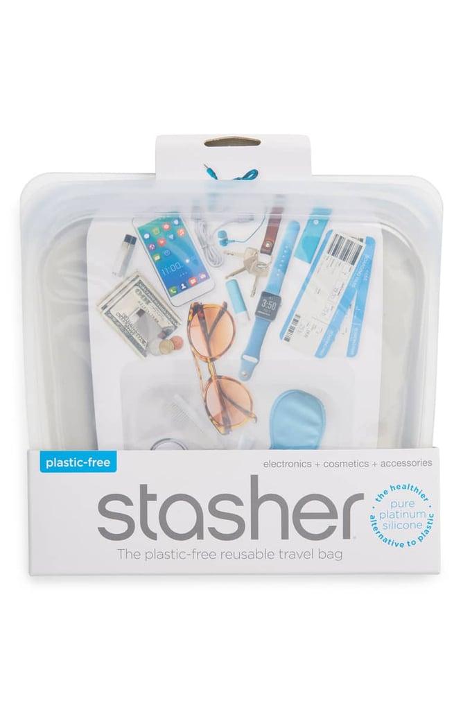 Stasher Sandwich Reusable Silicone Storage Bag