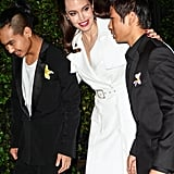 September: Angelina and Her Boys Showed Unity at Her NYC Premiere
