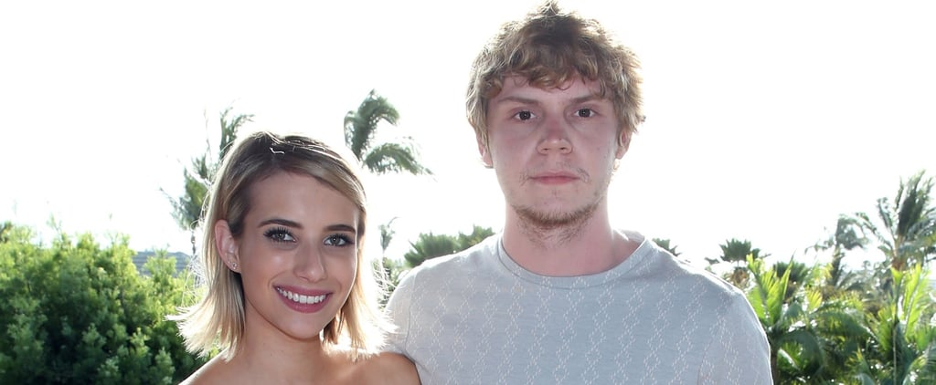 Emma Roberts Wishes Evan Peters a Happy Birthday With a Cute Story