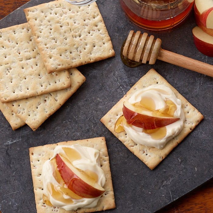 Honey Apple Crackers