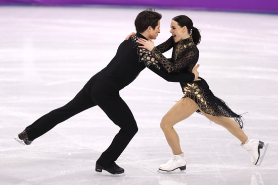 Tessa Virtue and Scott Moir Short Program at 2018 Olympics