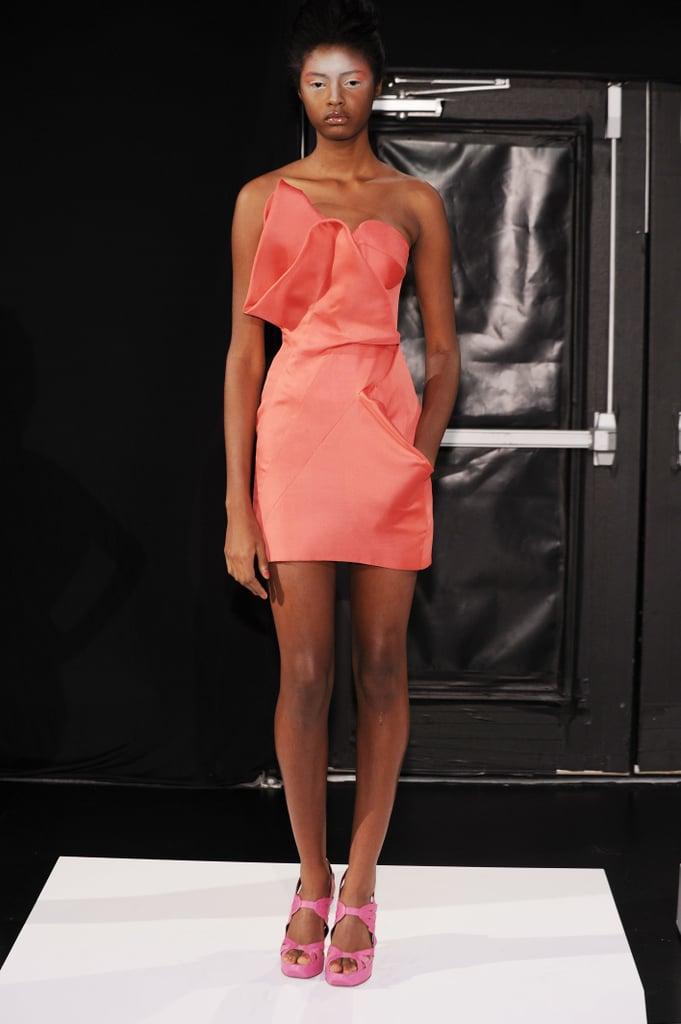 Spring 2011 New York Fashion Week: William Tempest