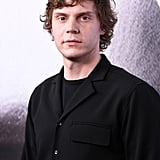 Evan Peters in Real Life
