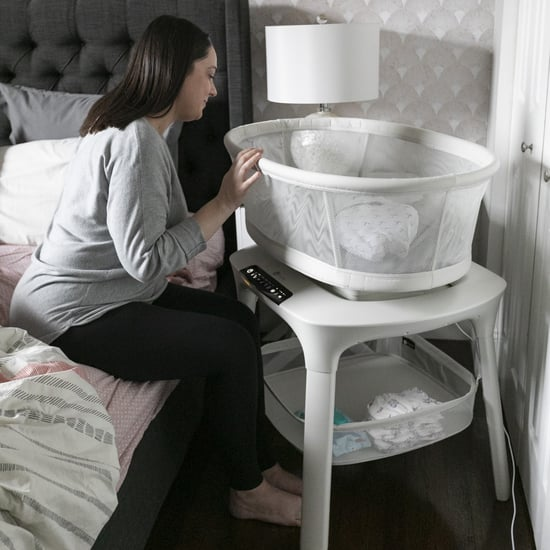 4moms mamaRoo Sleep Bassinet For Babies