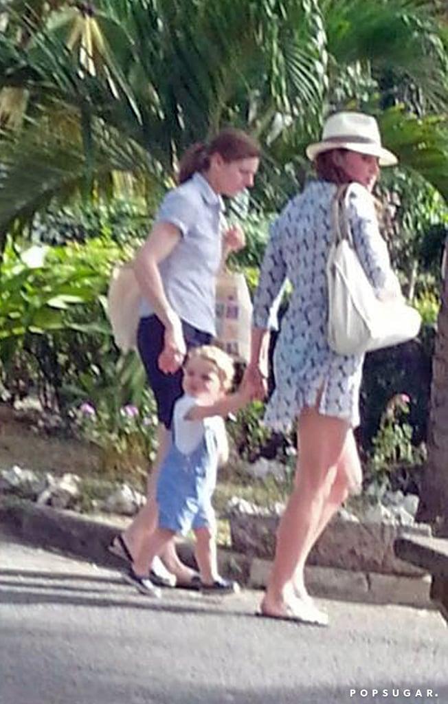 Kate Middleton and Prince William Vacation 2015 | Pictures