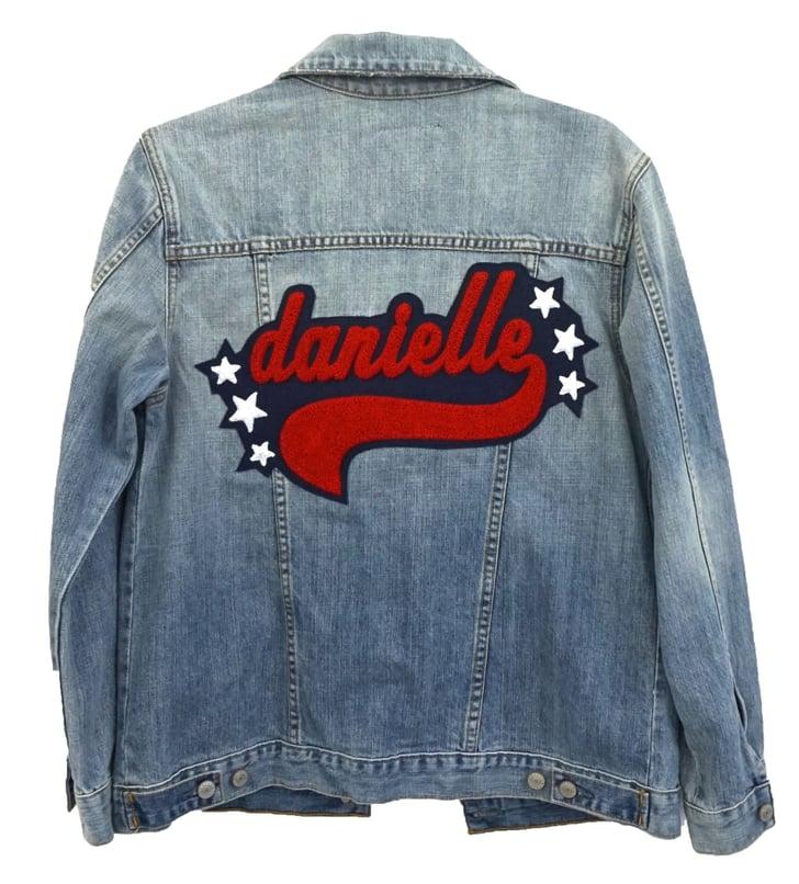 For A Customized Denim Jacket Custom Clothing Brands