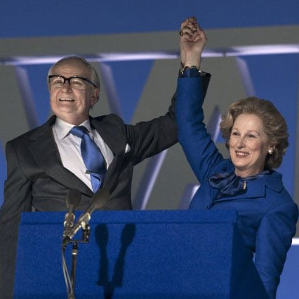 The Iron Lady Teaser Starring Meryl Streep