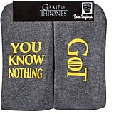 """""""You Know Nothing"""" Socks"""