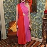أليكسا تشونغ في عرض أزياء فيكتوريا بيكهام وحفل يوتيوب