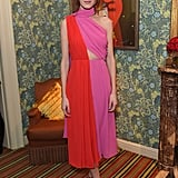 Alexa Chung at the Victoria Beckham x YouTube Party