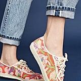 Startas Floral-Print Sneakers