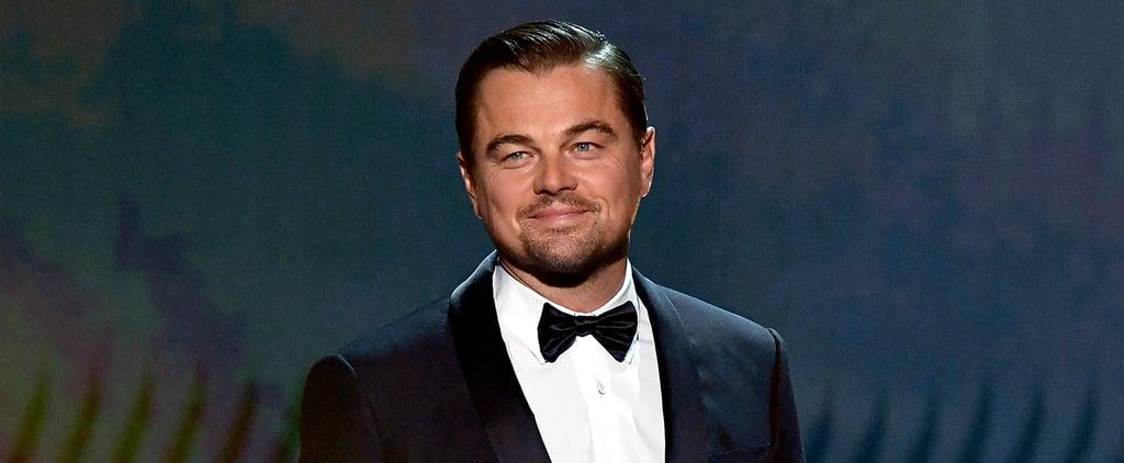 Leonardo DiCaprio's House Was Filled With Titanic Decor