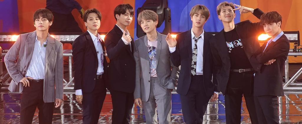 BTS Perform Young Forever at Wembley Stadium 2019
