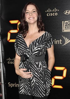 Picture of Annie Wersching Who Gave Birth To A Son Freddie Full