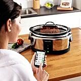 Crock-Pot Smart Slow Cooker Enabled With WeMo