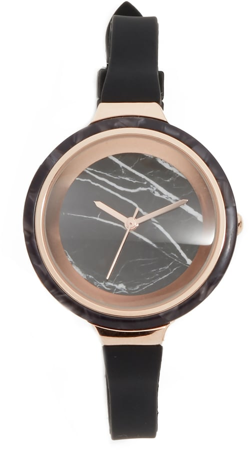 RumbaTime Orchard Marble Lights Out Watch ($60)