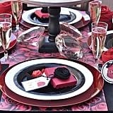 The Table Setting: Regal Roses