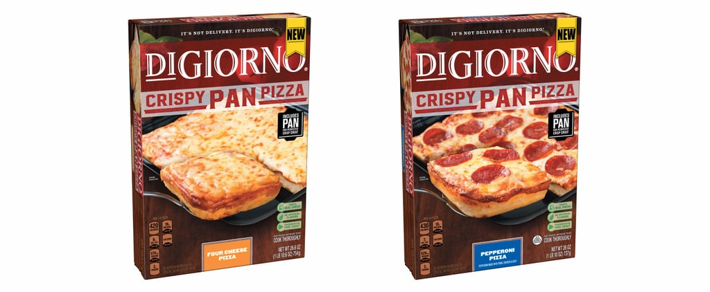DiGiorno's New Crispy Pan Pizzas Sound Too Dang Tasty to Handle