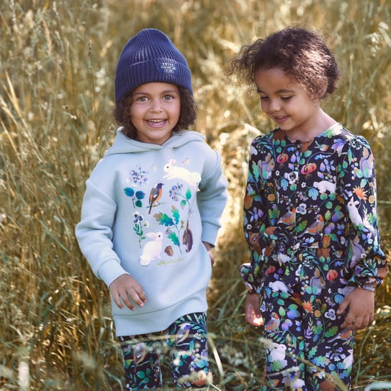 H&M's Dreamy New Kids' Line Is Perfect For Animal-Lovers