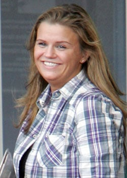 Roundup Of The Latest Entertainment News Stories — Kerry Katona Dropped From Iceland For Taking Cocaine