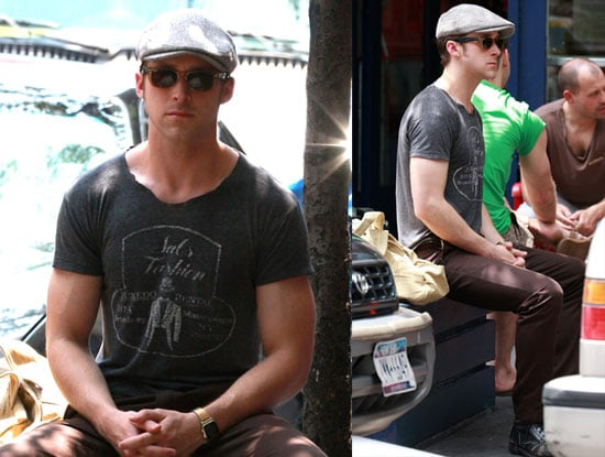 Photos of Ryan Gosling Out in NYC