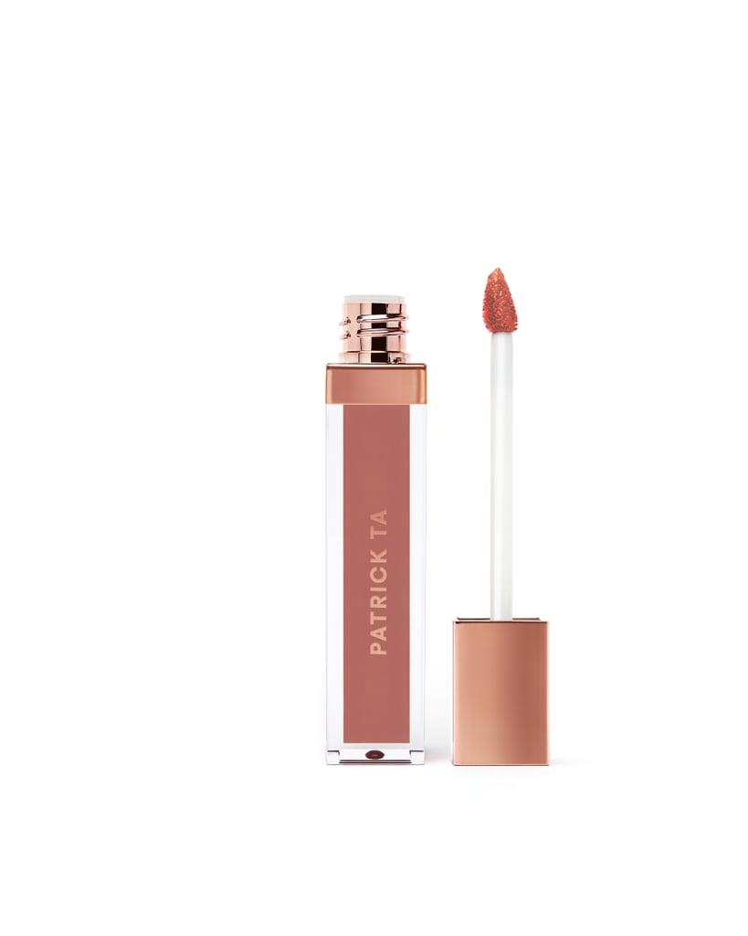 Patrick Ta Monochrome Moment Silky Lip Crème in She's Confident