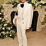 Victoria Beckham at the British Vogue and Tiffany & Co. Fashion and Film Party