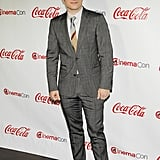 Josh Hutcherson attended the CinemaCon awards ceremony.