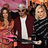 Khloé Kardashian at LA Party After Tristan Thompson Split